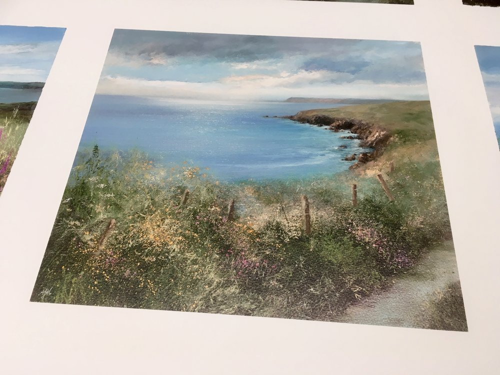 Giclée Printing on fine art paper