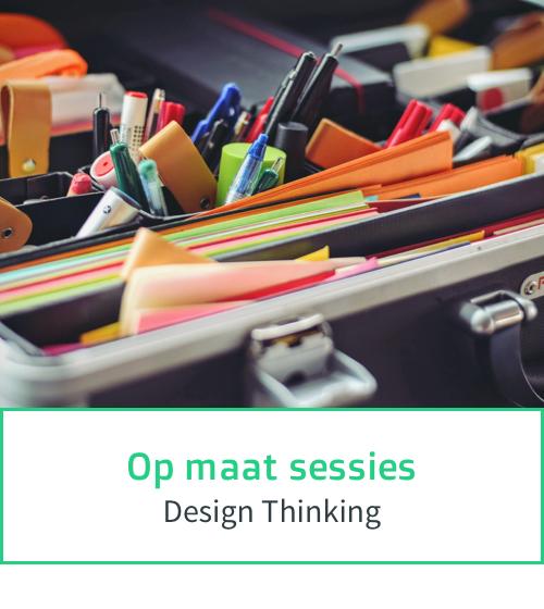 Op maat sessies - Design Thinking