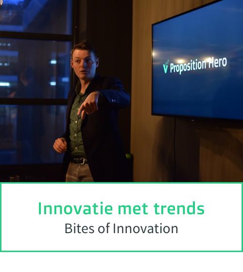 Bites of Innovation