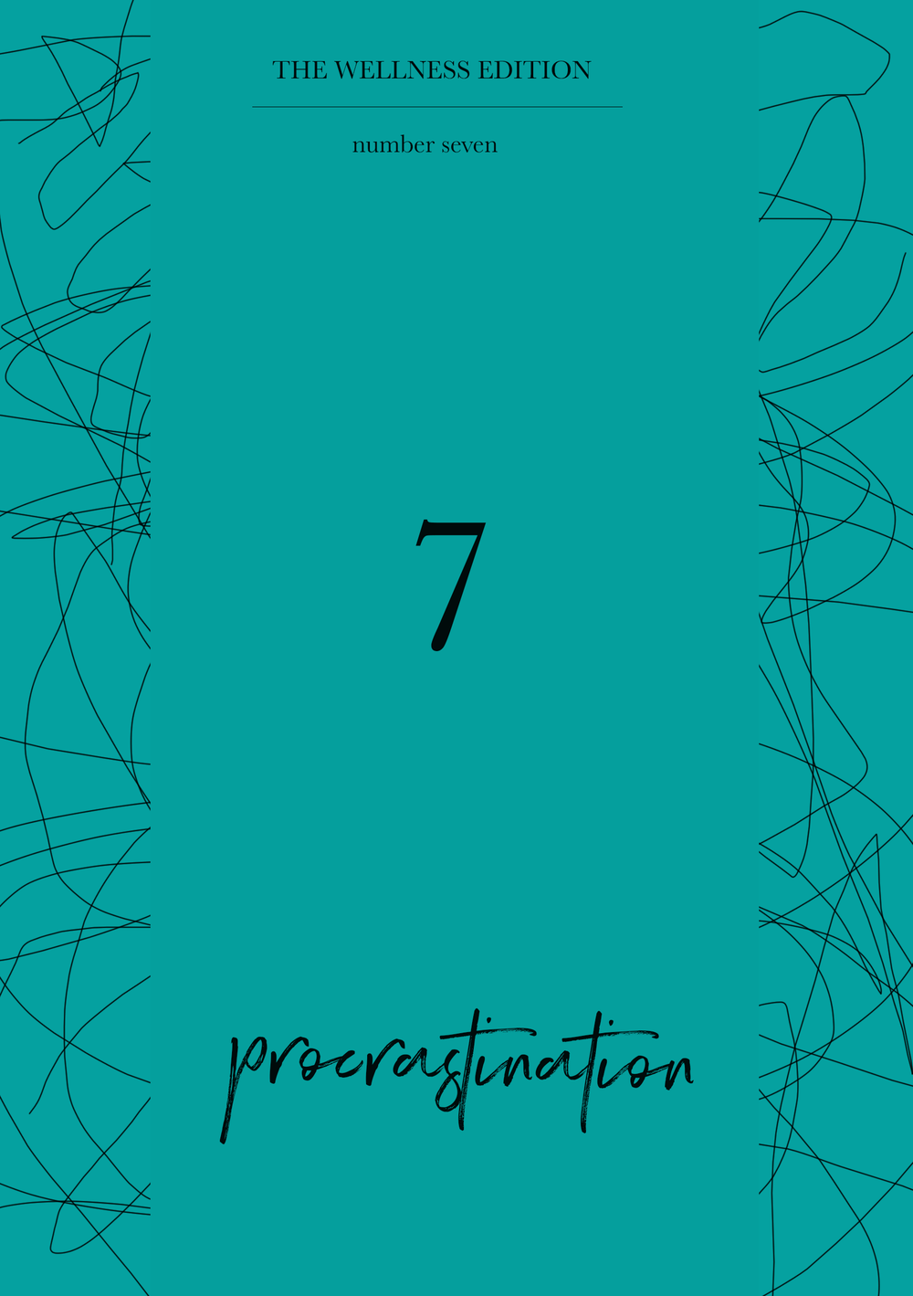 The Wellness Edition No. 7 by Phylleli. Dealing with procrastination. Why we should develop better routines for ourselves and do the things that have to get done instead of procrastinating because, let's be honest. Procrastination makes us feel miserable. Even though we know it, most of us still procrastinate. Establish new routines and get out of the procrastination trap.