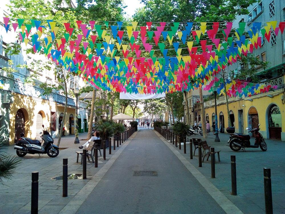 La Barceloneta, pretty much my favourite barrio.