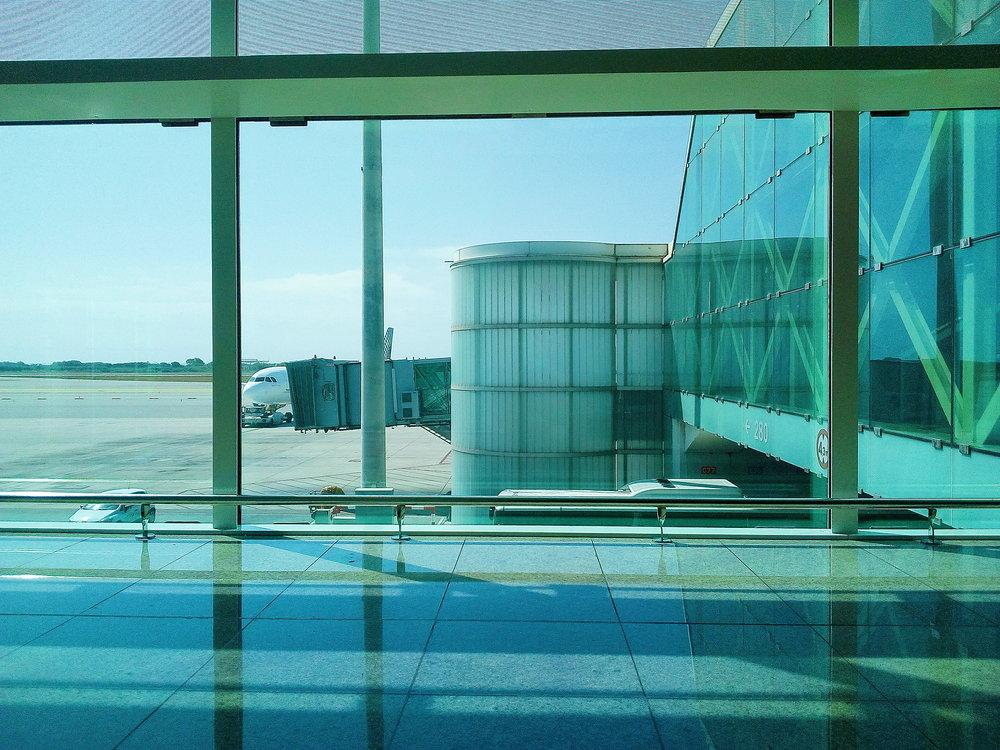 El Prat Airport Barcelona