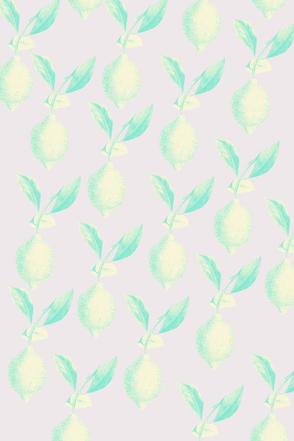 #lemon #pattern #patterndesign #graphicdesign #summer #zitrone #limon #phylleli #design
