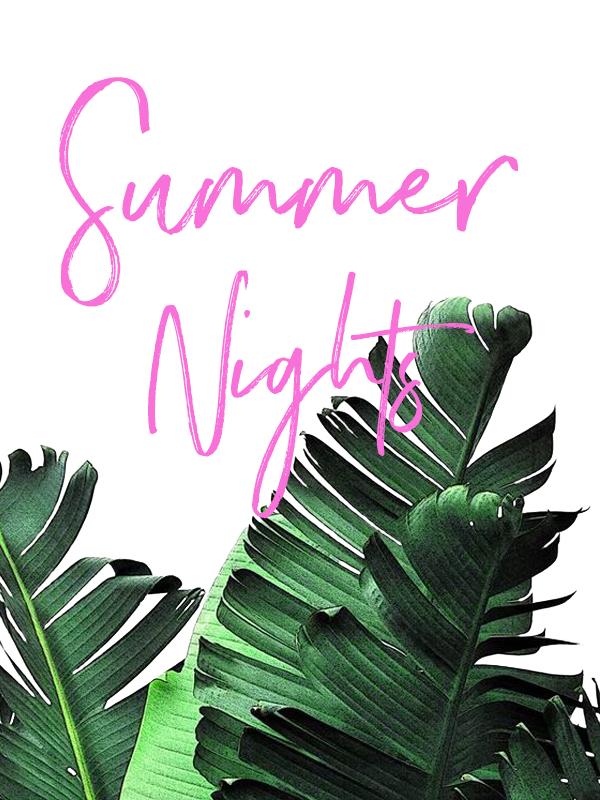 #summernights #design #graphicdesign #graphicdesigner #freelancedesigner #summergraphics #design