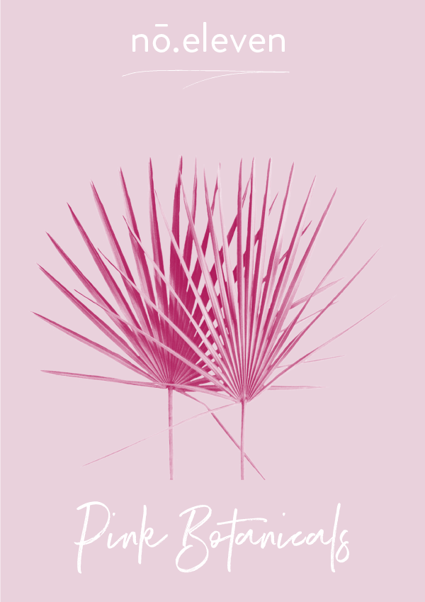 Pink Botanicals No. 11 // by Phylleli #designblog #designer #freelancer #pinkbotanicals #graphicdesign #graphicdesigner #botanicals #editorialdesign #artdirection #botanicalseries