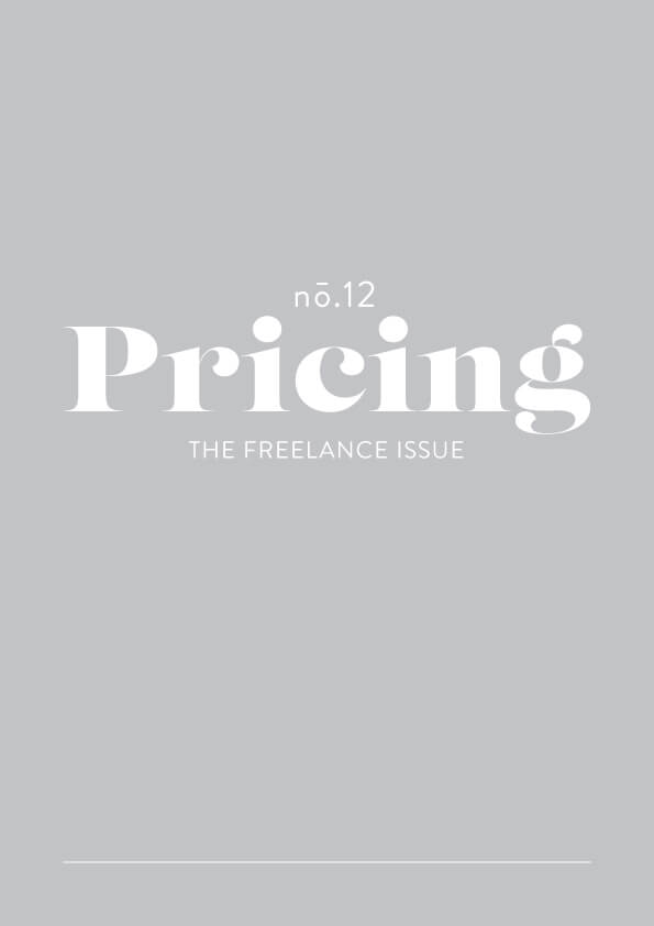 The Freelance Issue No. 12 // Pricing (by Phylleli) #design #graphicdesign #logodesign #typography #designblog