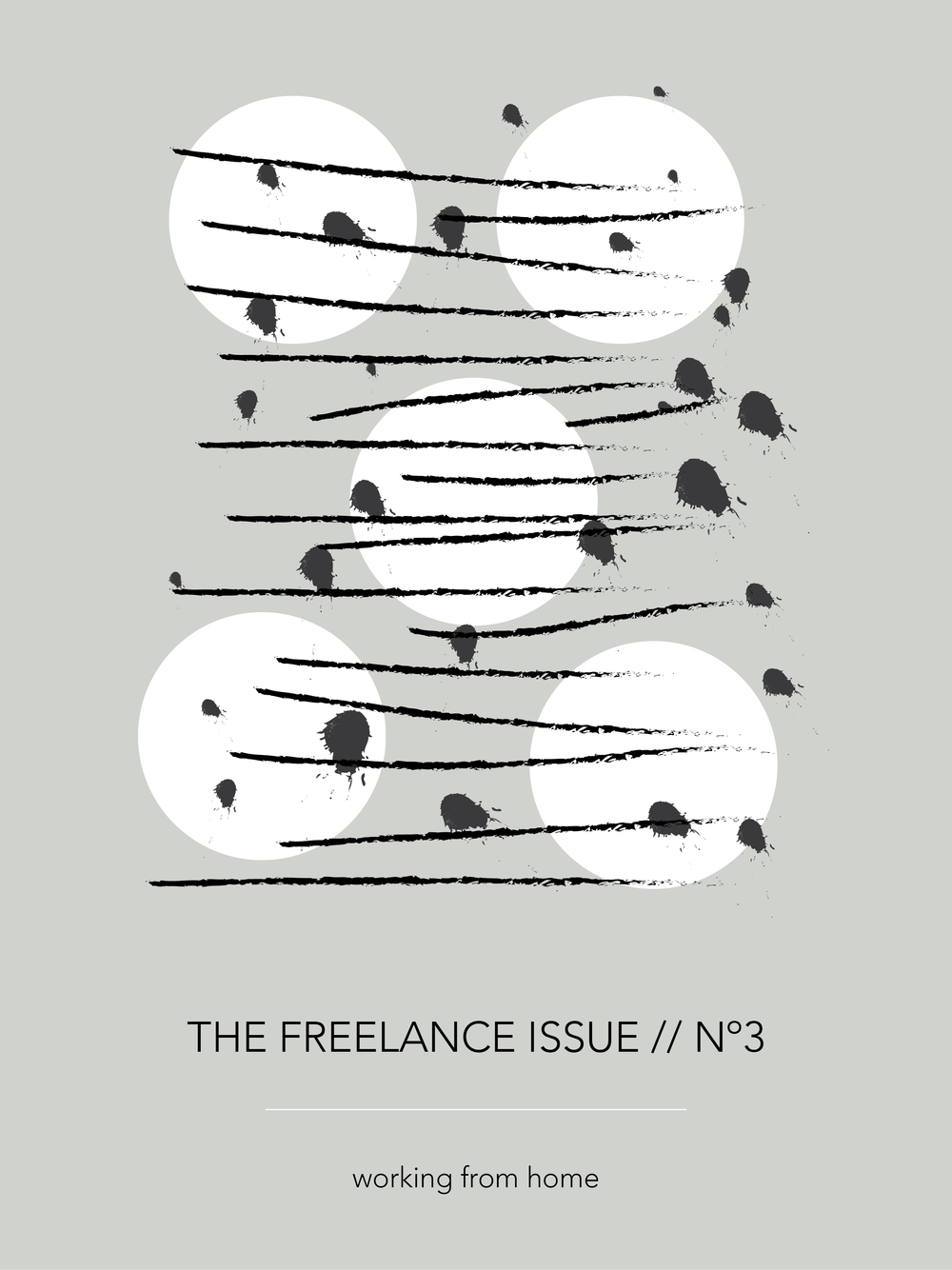 The Freelance Issue No. 3 // Working from Home — phylleli