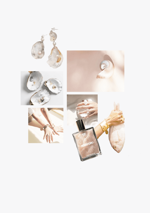 Mood Board for my heart project (Phylleli) #design #graphicdesign #minimalism #branding #conceptdevelopment #designblog #wellnessblog #luxury