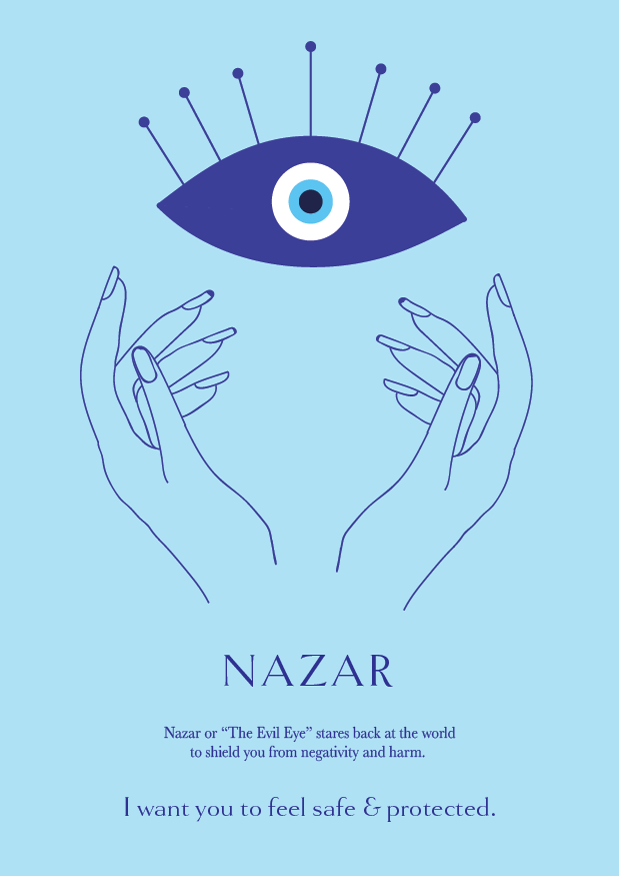 "Nazar ""The Evil Eye"""