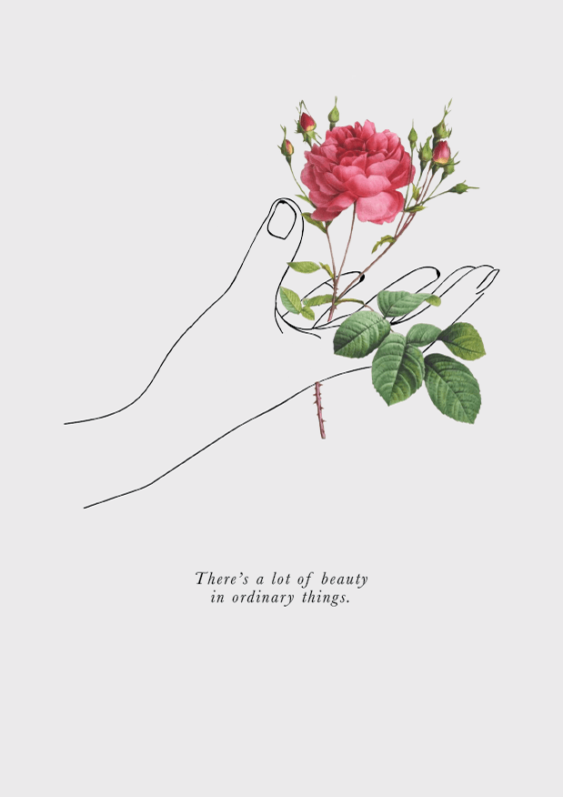There's a lot of beauty in ordinary things // Phylleli Design Studio