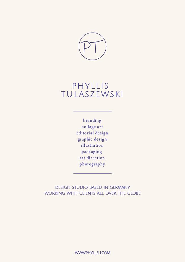 Phyllis Tulaszewski // Design Studio and Blog