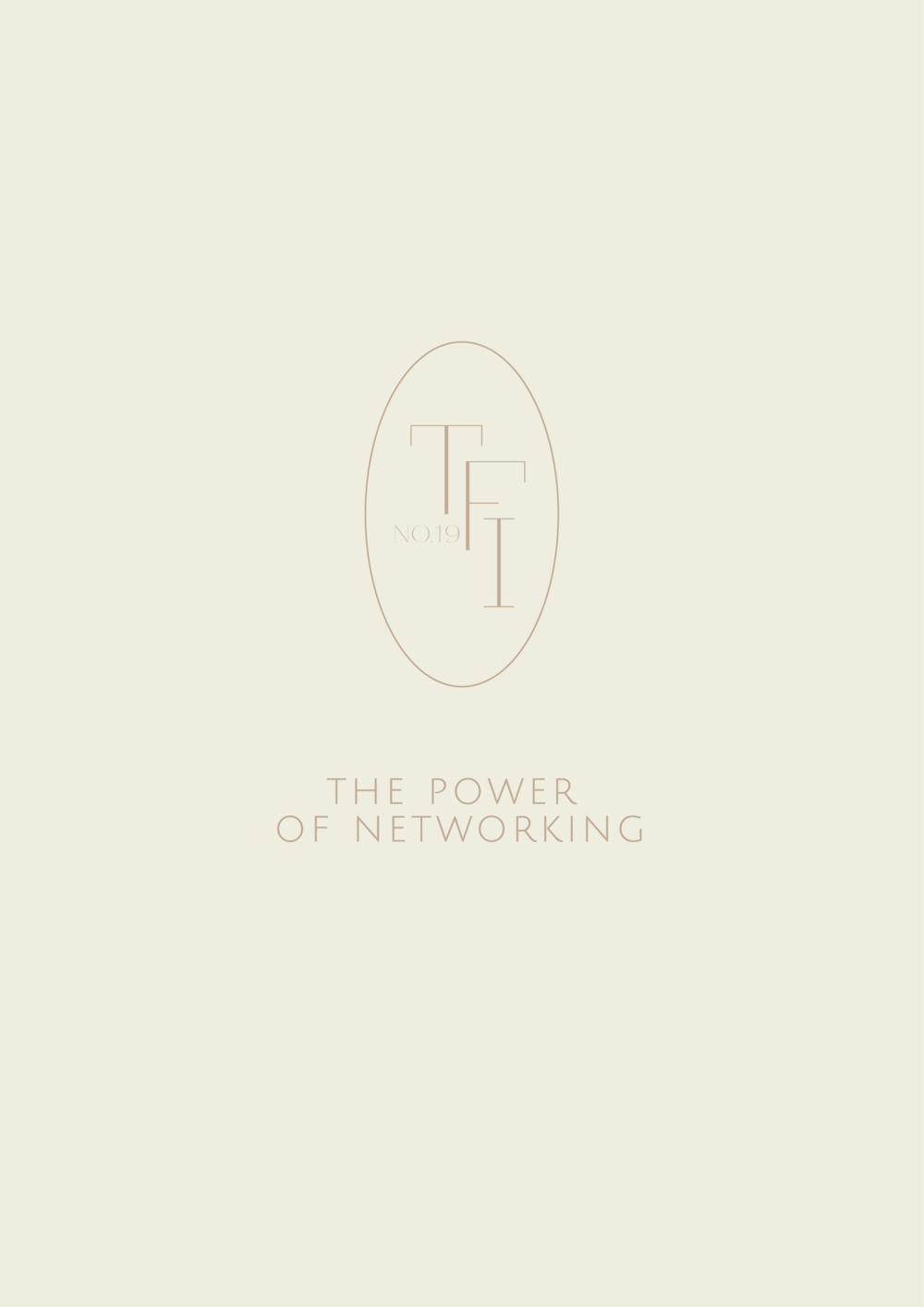 The Freelance Issue No. 19 // The Power of Networking (Phylleli Design Studio and Blog)
