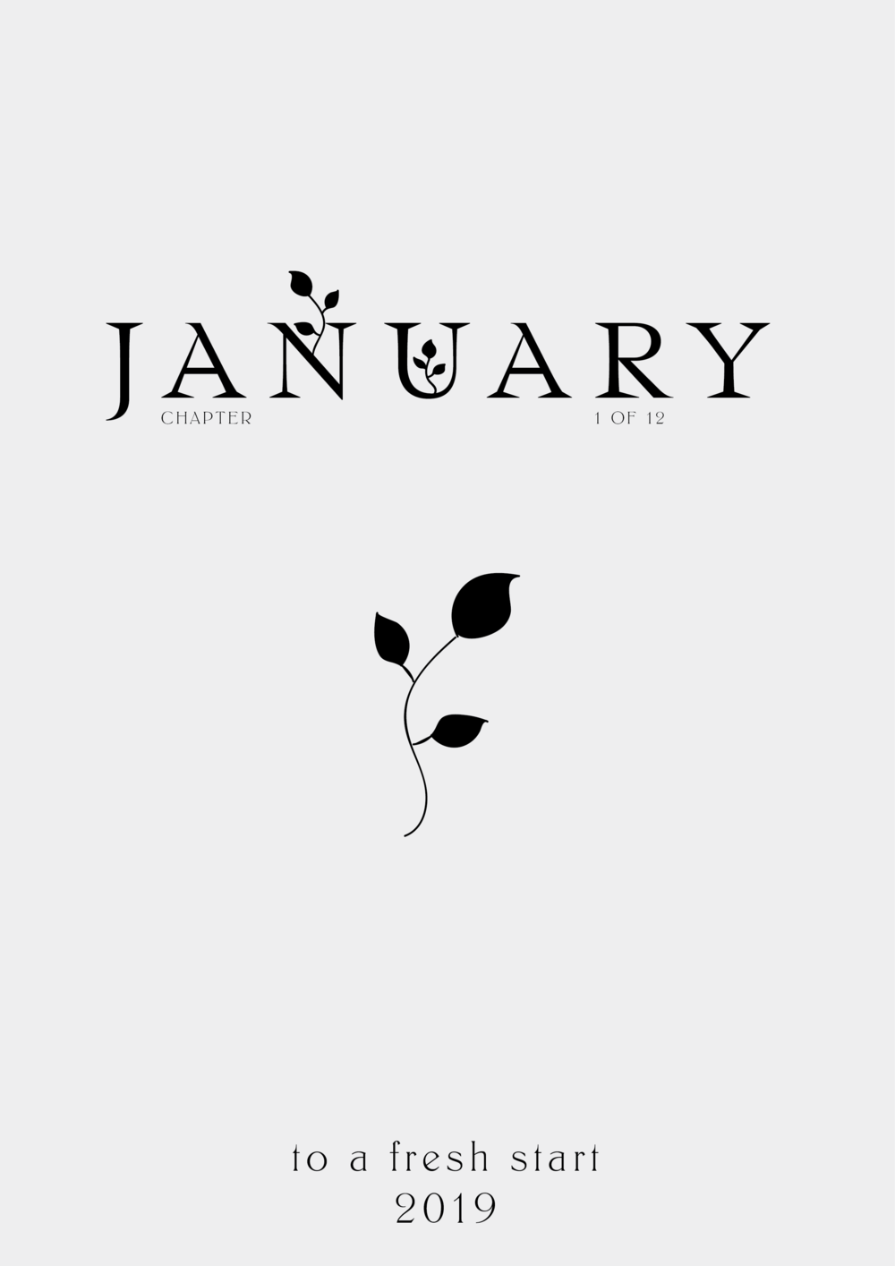 January 2019 // Phylleli Design Studio and Blog