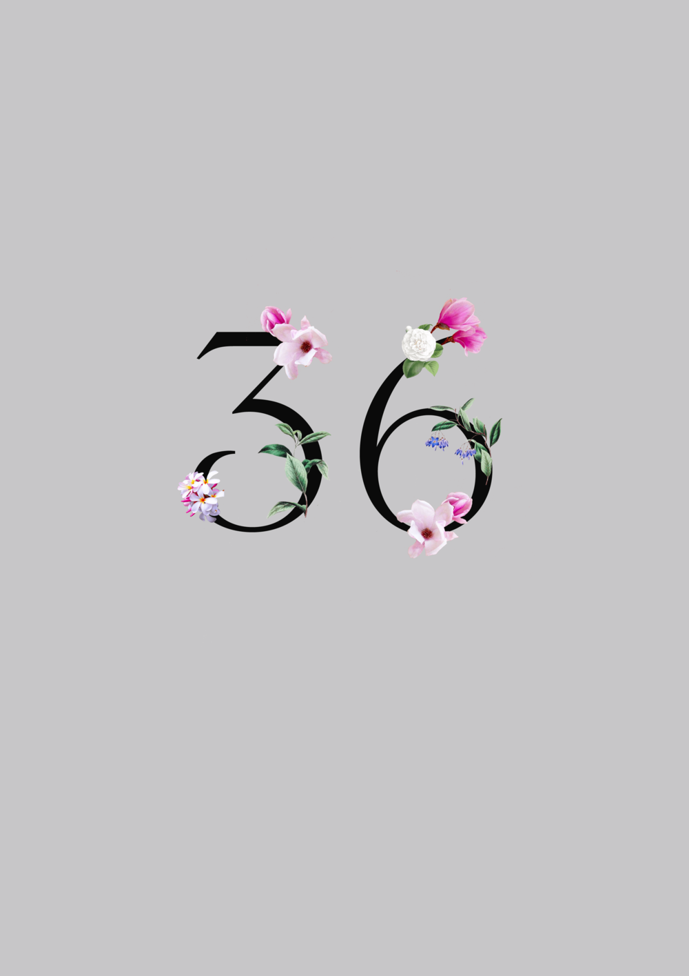 I'm turning 36 today // Phylleli Design Studio and Blog