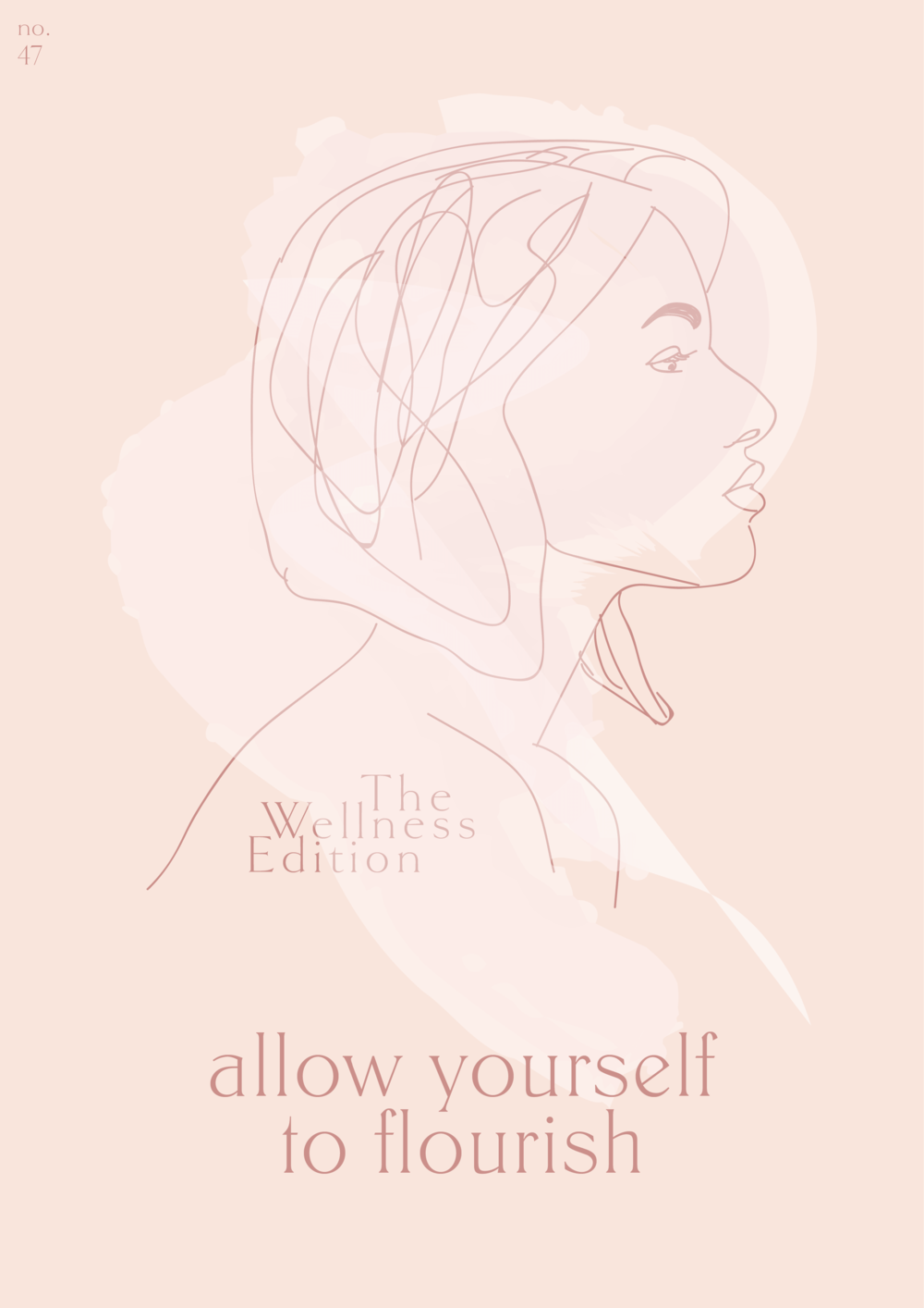 The Wellness Edition No.47 // Allow yourself to flourish