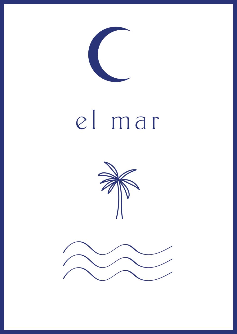 el mar // phylleli design studio and blog