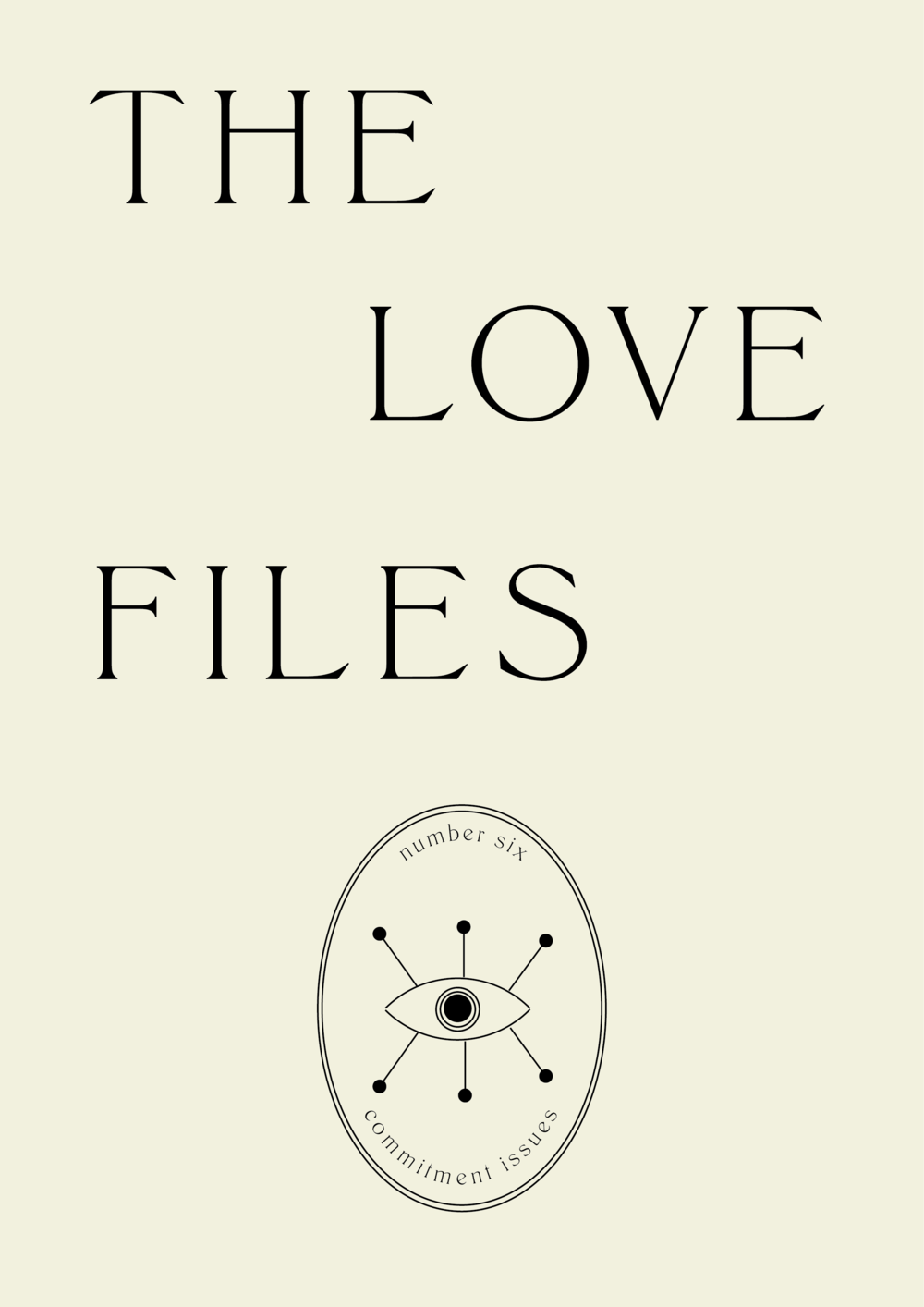 The Love Files No.6 // Commitment Issues (Phyllei Design Studio and Blog)