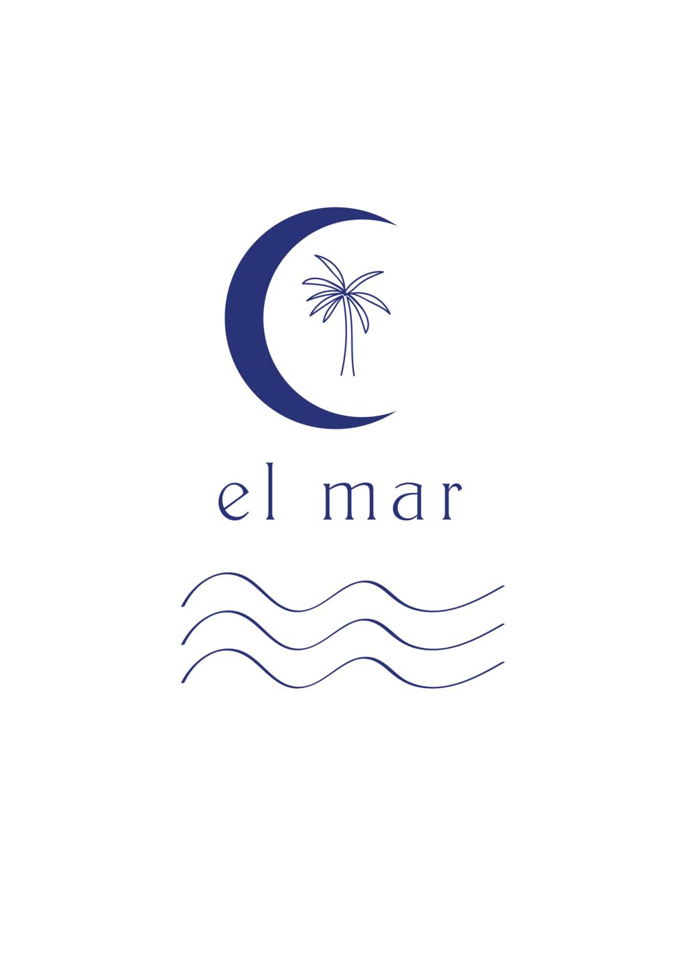 el mar branding variation // phylleli design studio and blog