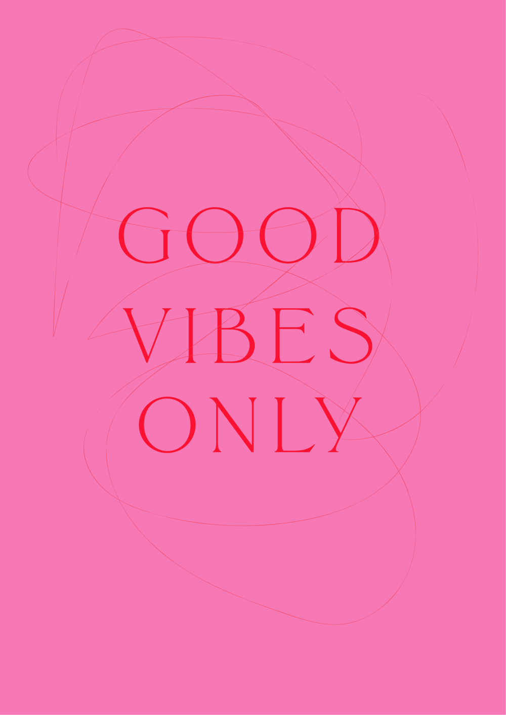 Good Vibes Only // Phylleli Design Studio and Blog
