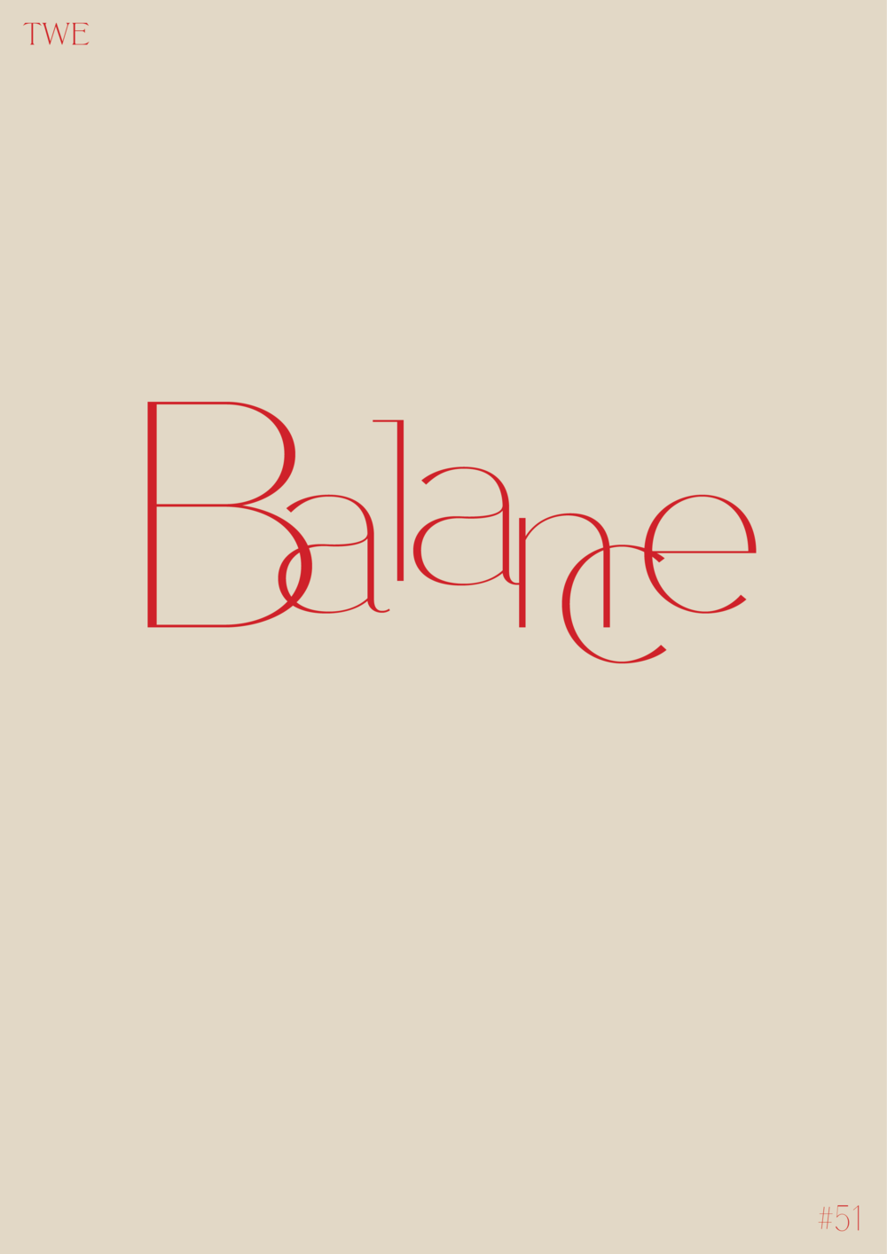 The Wellness Edition No.51 // Balance
