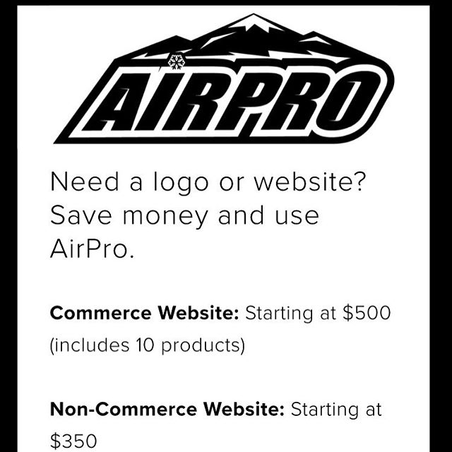 Hit us up for your small business needs! Simple, easy to use, websites. Commerce or non commerce! Visit our website for more info 🤙🏻 #smallbusiness #ftw