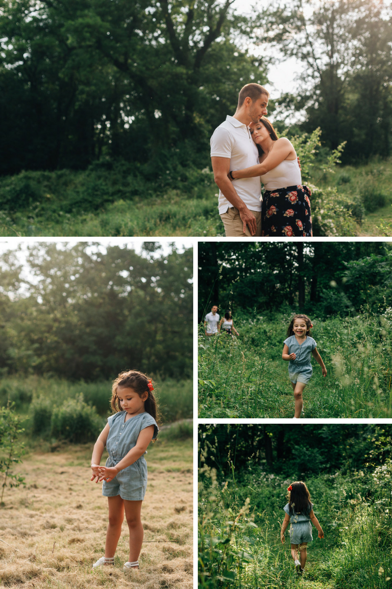 golden hour session by laura barr photography