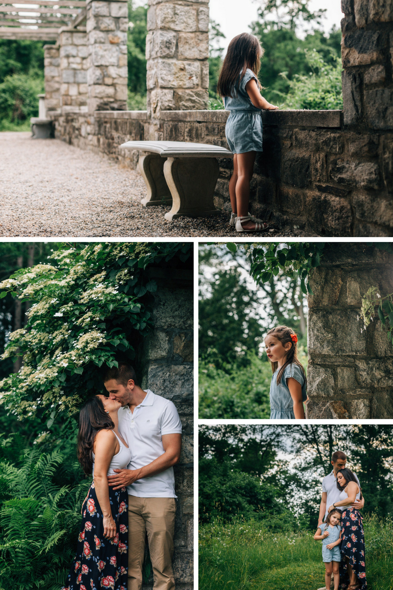 family session golden hour by laura barr photography
