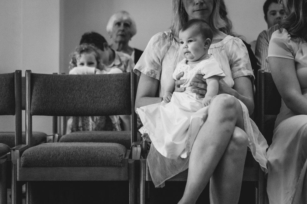 ready for her baptism by laura barr photography