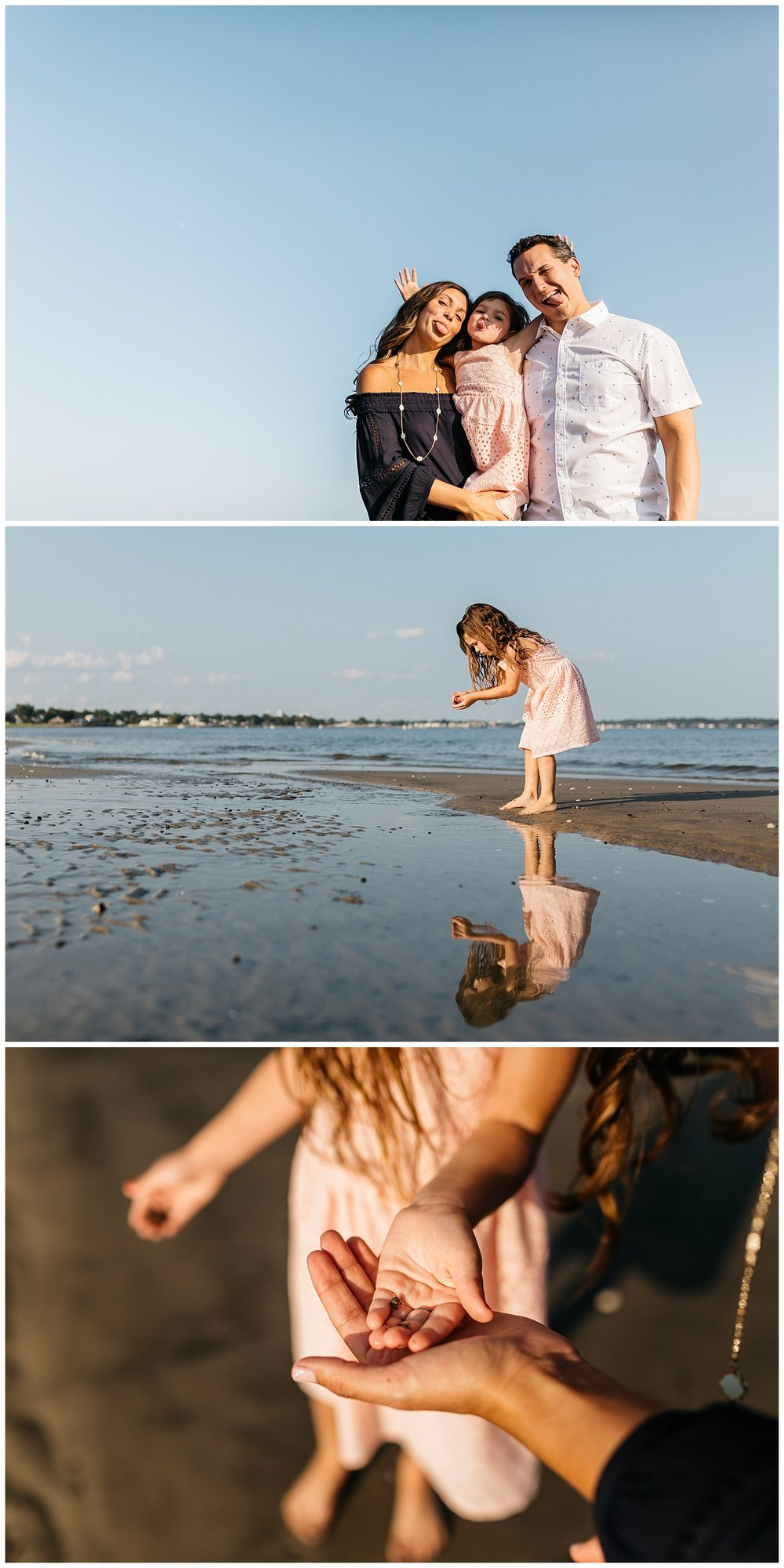 tods point family session by laura barr photography