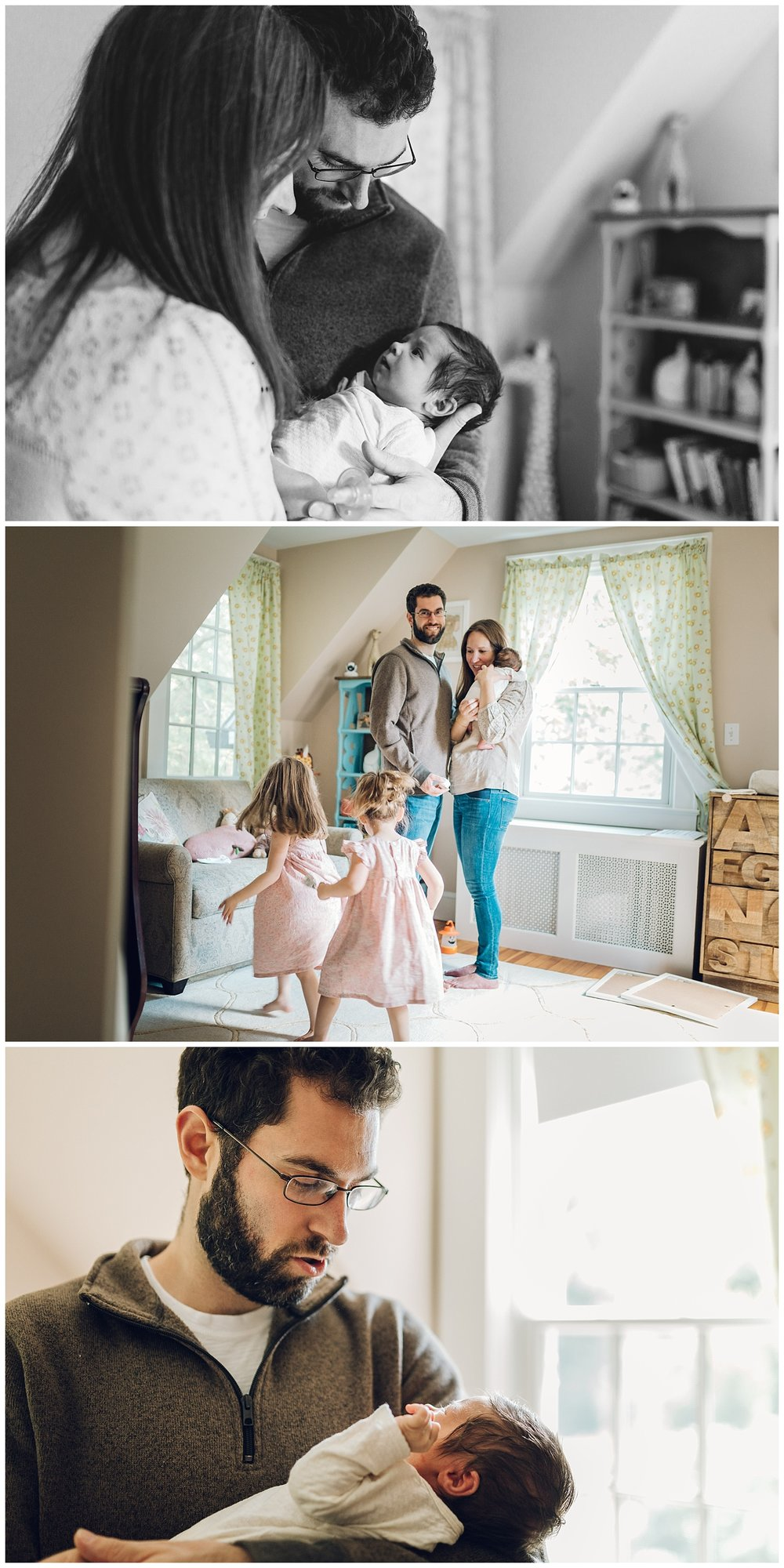 family lifestyle session in Darien