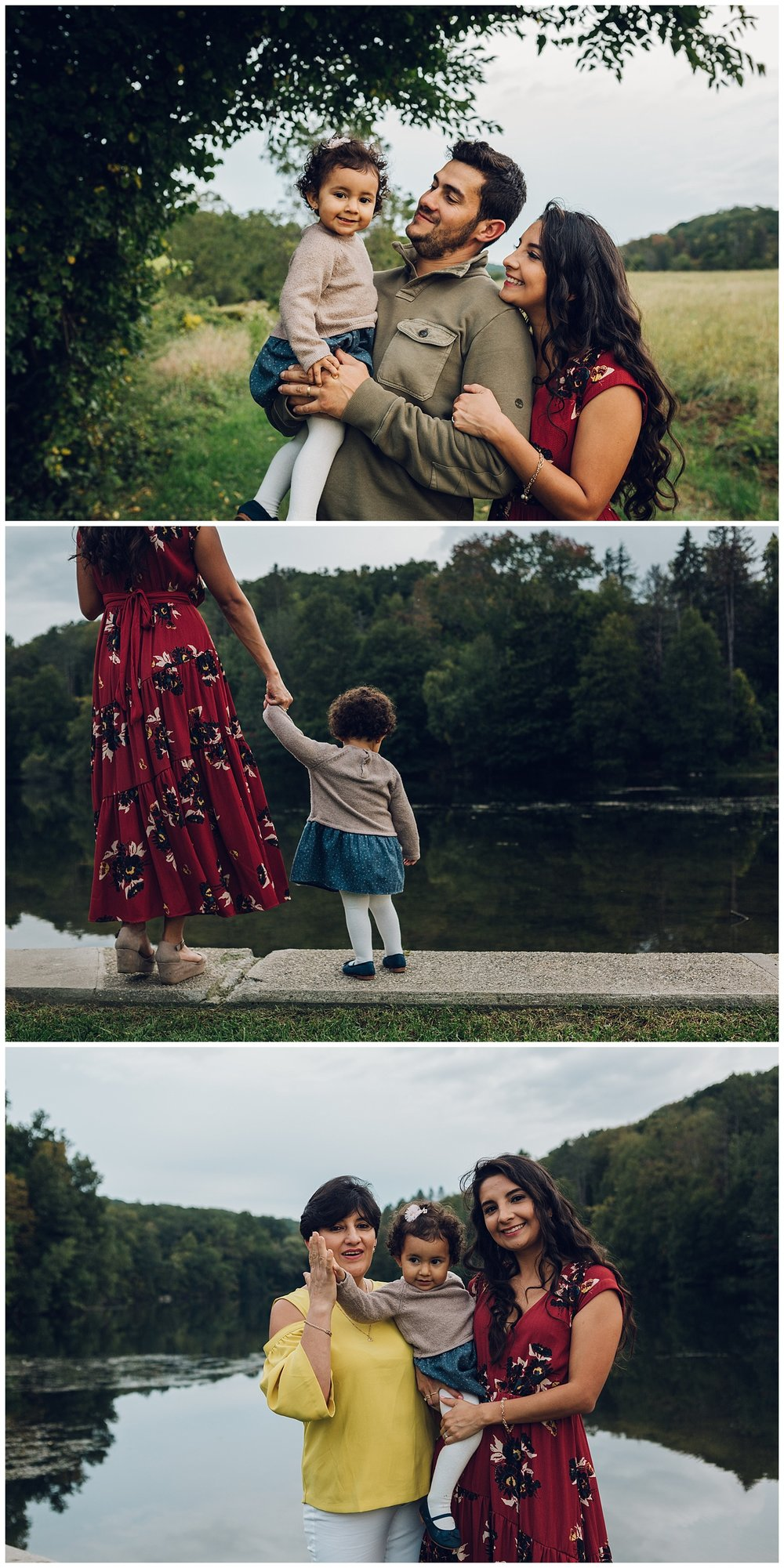 autumn family photography by laura barr photography