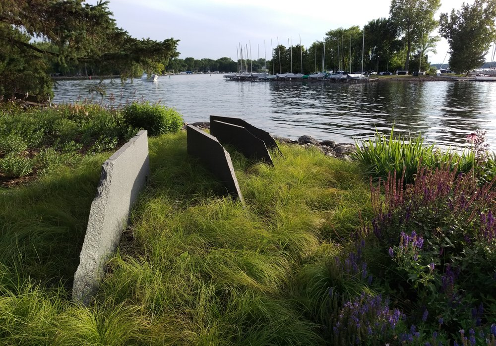 Shoreline Garden
