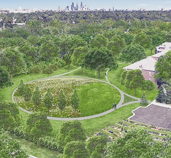 The new knoll at Becketwood. This historic Minneapolis property is converting 6 acres of turf grass into a complex of meadows, clover lawns, and gardens. . . This 21st century landscape will create new forms of habitat, improve water and carbon footprints, while reducing maintenance inputs and achieving a return on investment. . . #urbanmeadow #landscapearchitecture #landscape #landschaft #urbanecology #ecologicaldesign #ecosystem #greenspace #landscapedesign #landarch