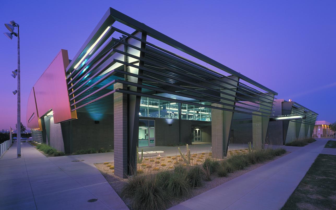 Scottsdale Community College Fitness Center Architekton