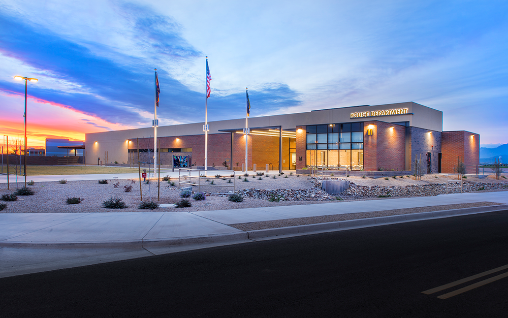 Goodyear Police Operations Facility
