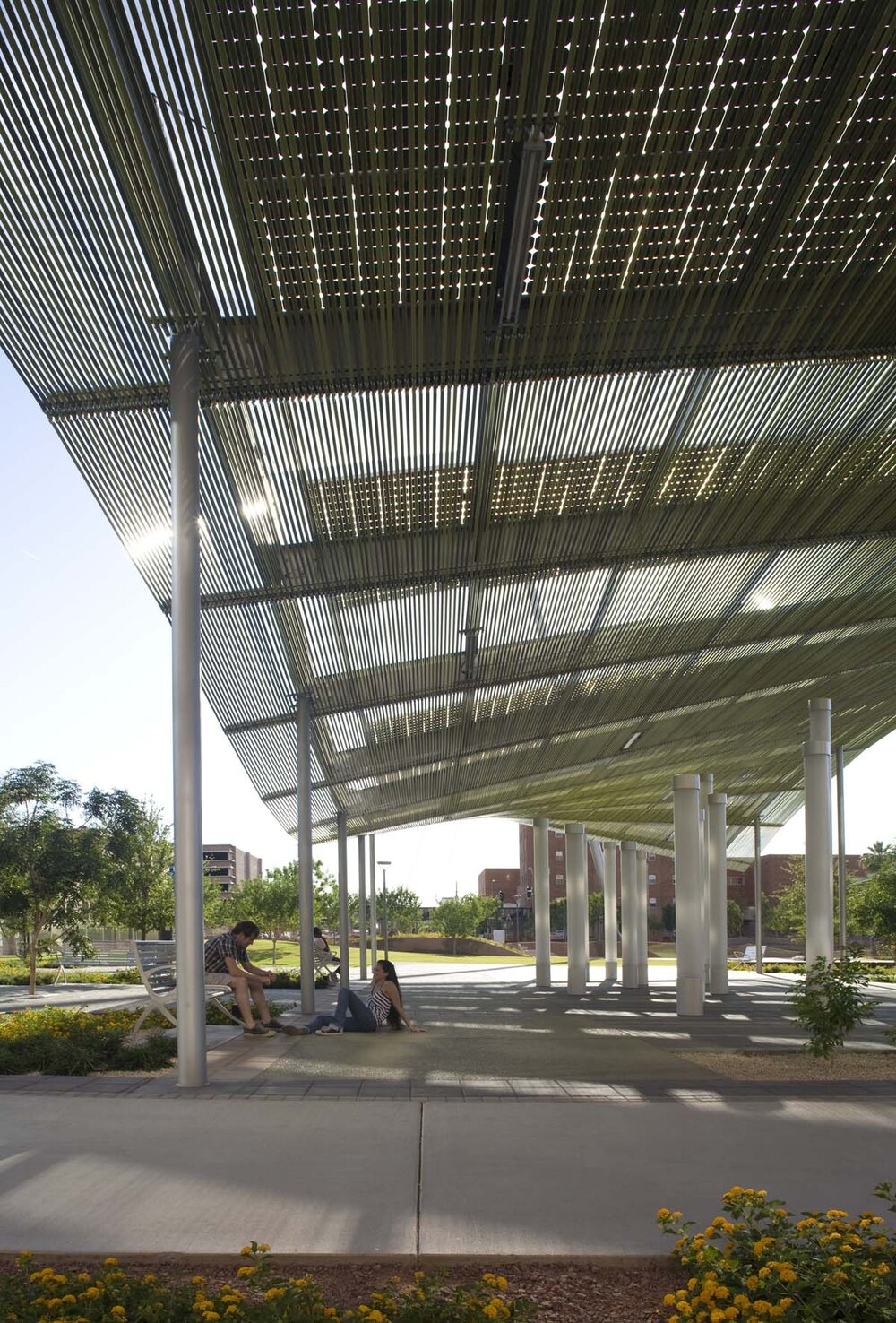 Phoenix Civic Shade Canopies