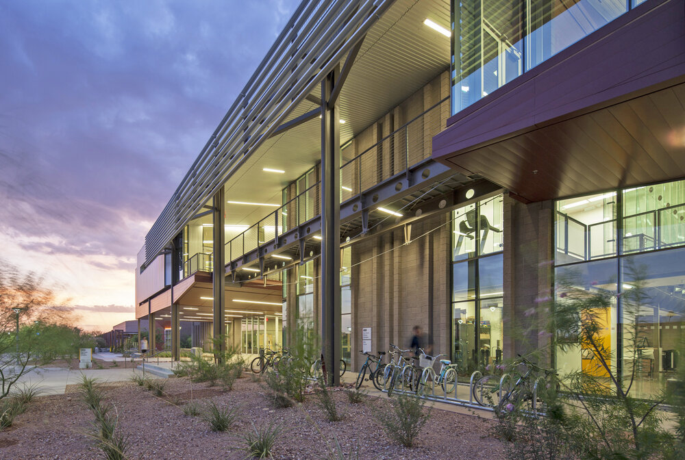 ASU Poly Student Recreation Center