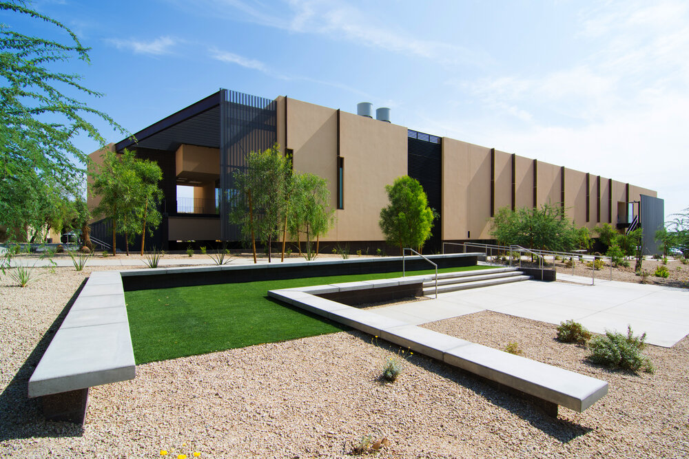Central Arizona College | Science Building