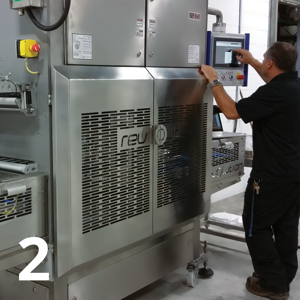 2. Packaging Equipment Deployment - Our expert installation team will ensure successful equipment deployment by getting your systems up and running quickly and providing the hands on training to operate the systems at optimal performance levels in a safe and efficient manner.Packaging Equipment InstallationMachine UpgradesEquipment Training