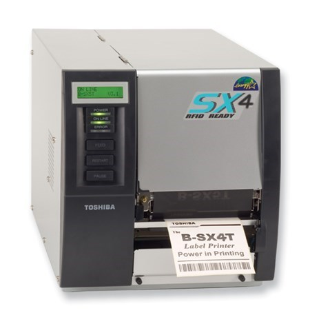 Toshiba TEC Thermal/Direct Thermal Transfer Printer