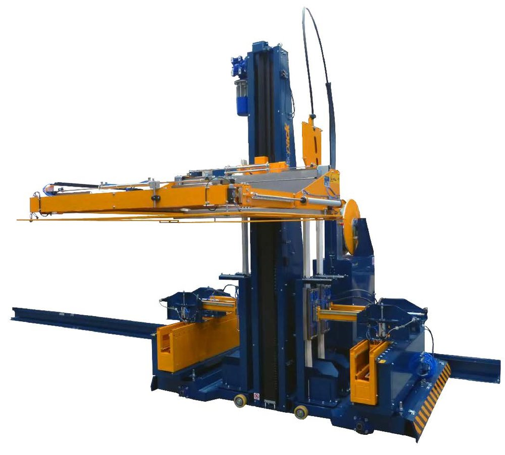 Reisopack 2914 Automatic Strapping Machine for Pallets
