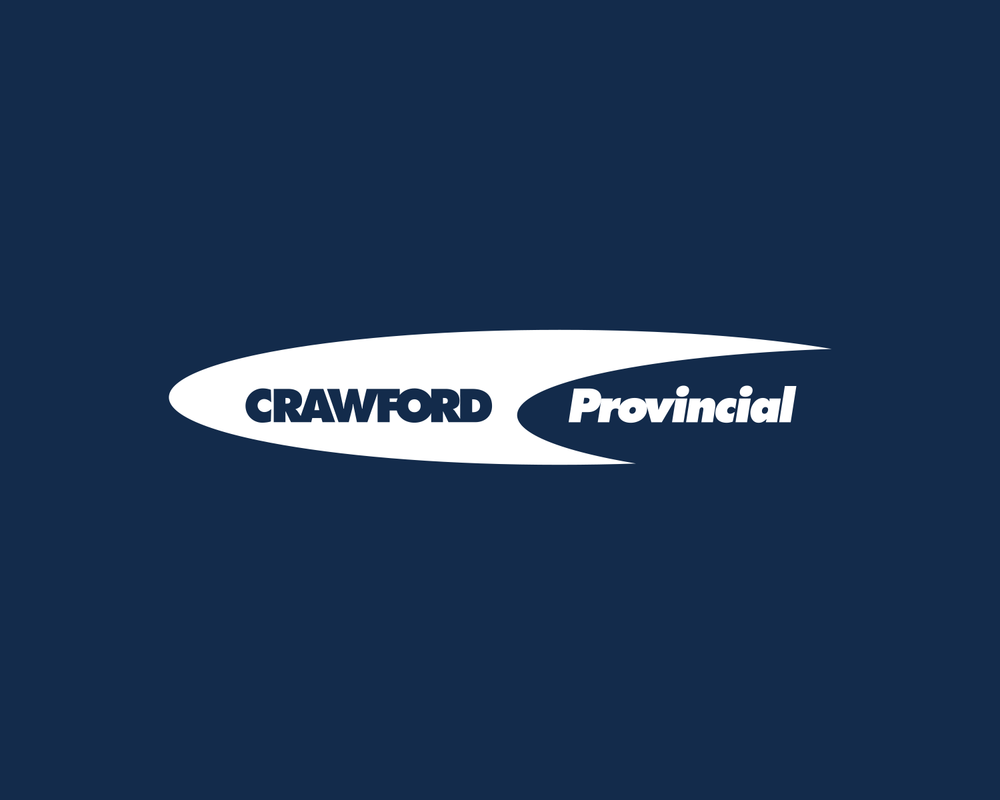 Crawford Provincial logo. Now Crawford Packaging a leading packaging machine and supplies company.