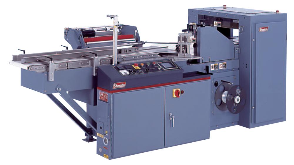 Shanklin FloWrap Series Equipment