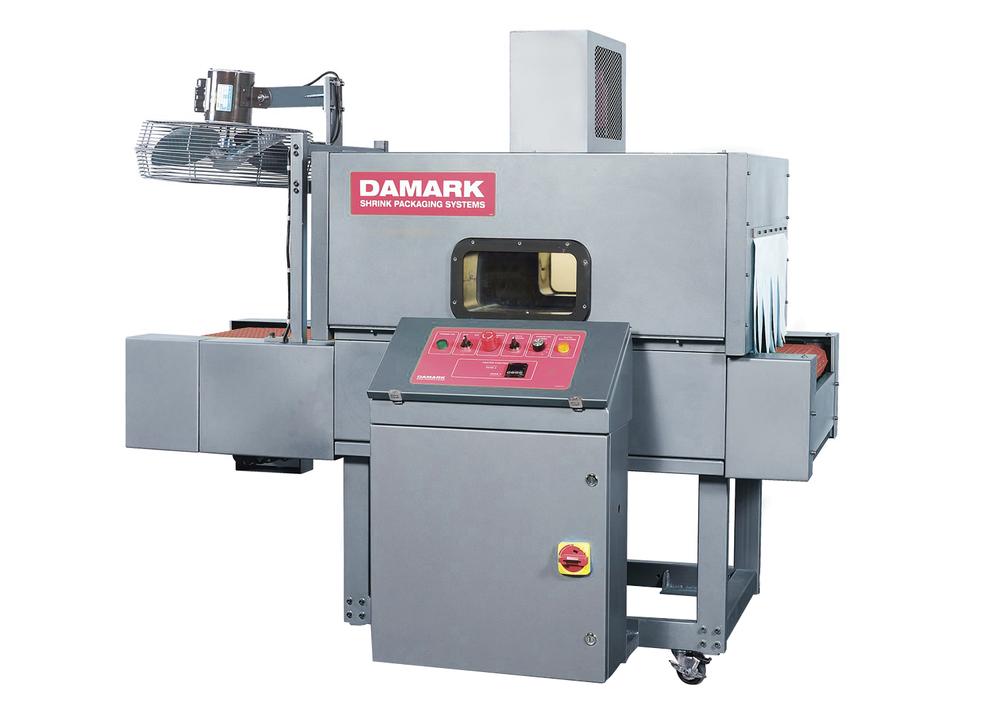Damark Shrink Tunnel Shrink Wrap Machine