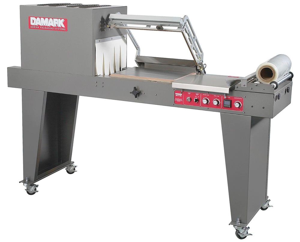 Damark Semi-Automatic L-Sealer Shrink Wrapper