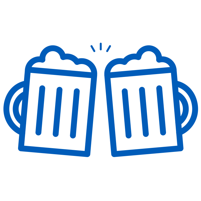 Blue Cheers Icon