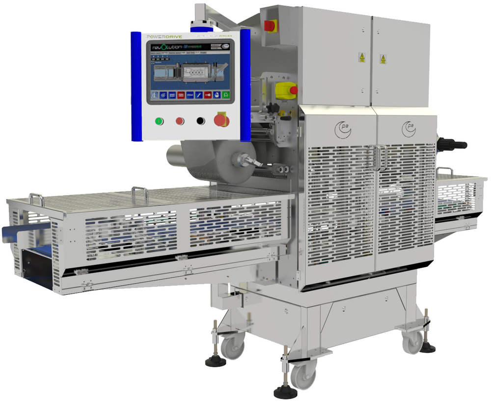 Packaging Automation Revolution-M Top Seal Machine