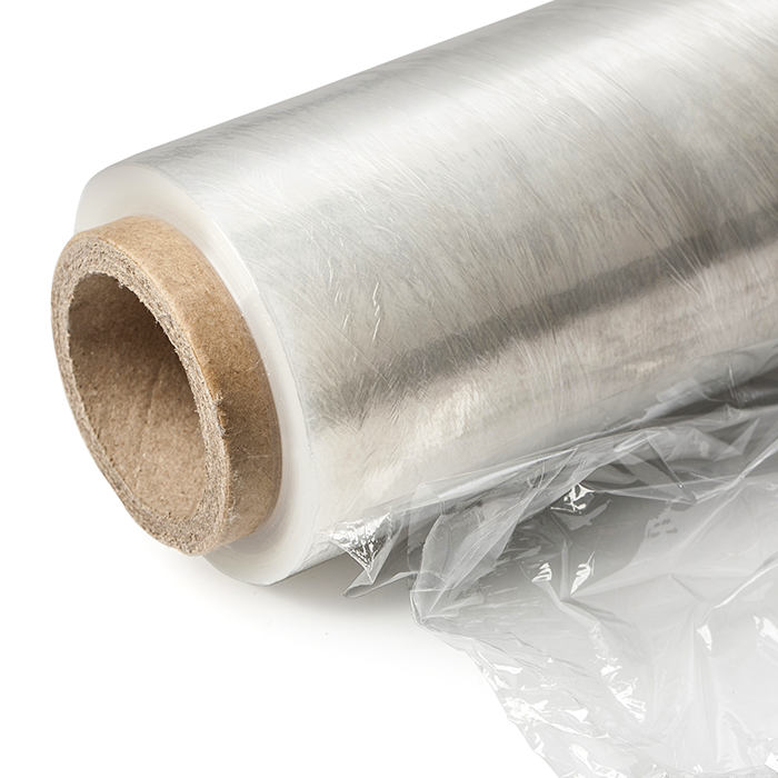 Clear Plastic Food Wrap Roll Food Service Packaging