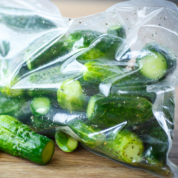 GrowPack Mini Cucumber Bag