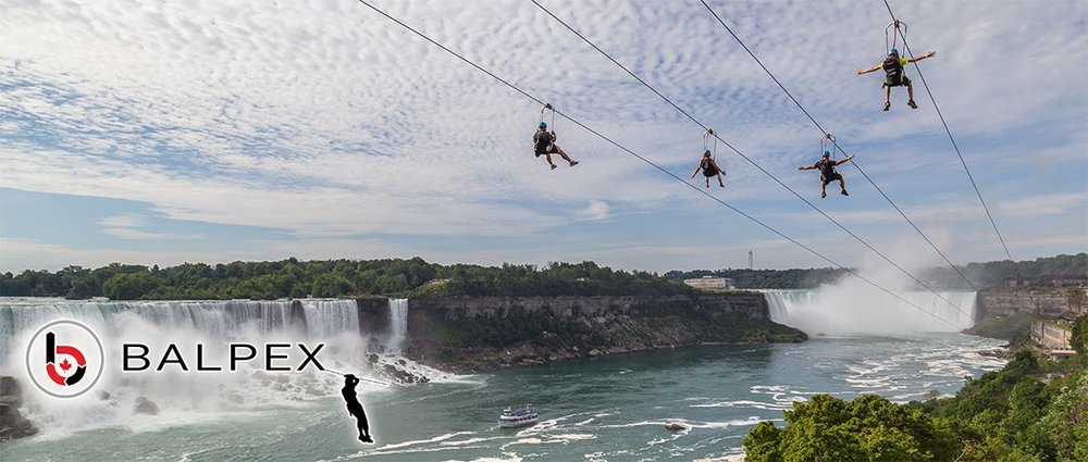 Crawford Participating in Balpex's Zipline for Dreams